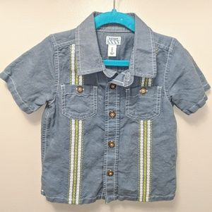 Old Navy 2T Boys Western Shirt